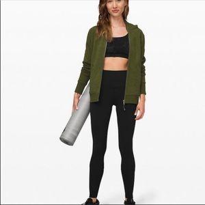 Lululemon black leggings tights